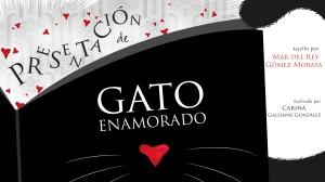 presentación del cuento Gato enamorado